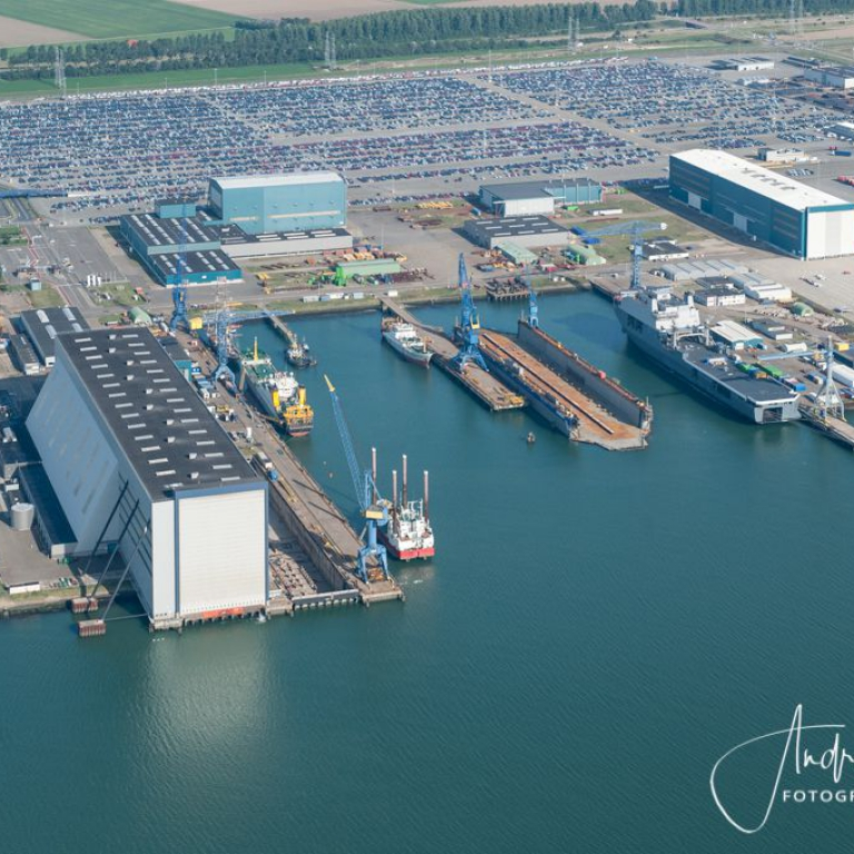 Damen Shipyard Vlissingen